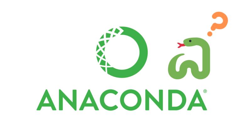 Anacondaとは?